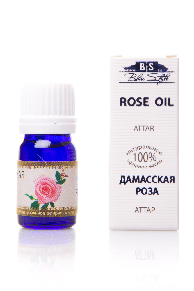 Аттар Роза Дамасская (Rose Damascena Attar), 5 мл